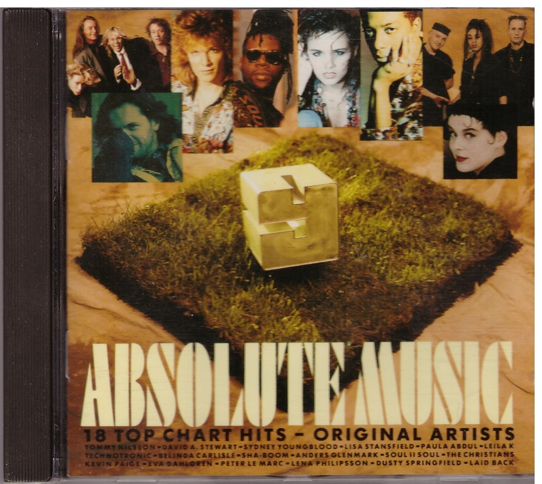 ABSOLUTE MUSIC  9 (BEG CD)