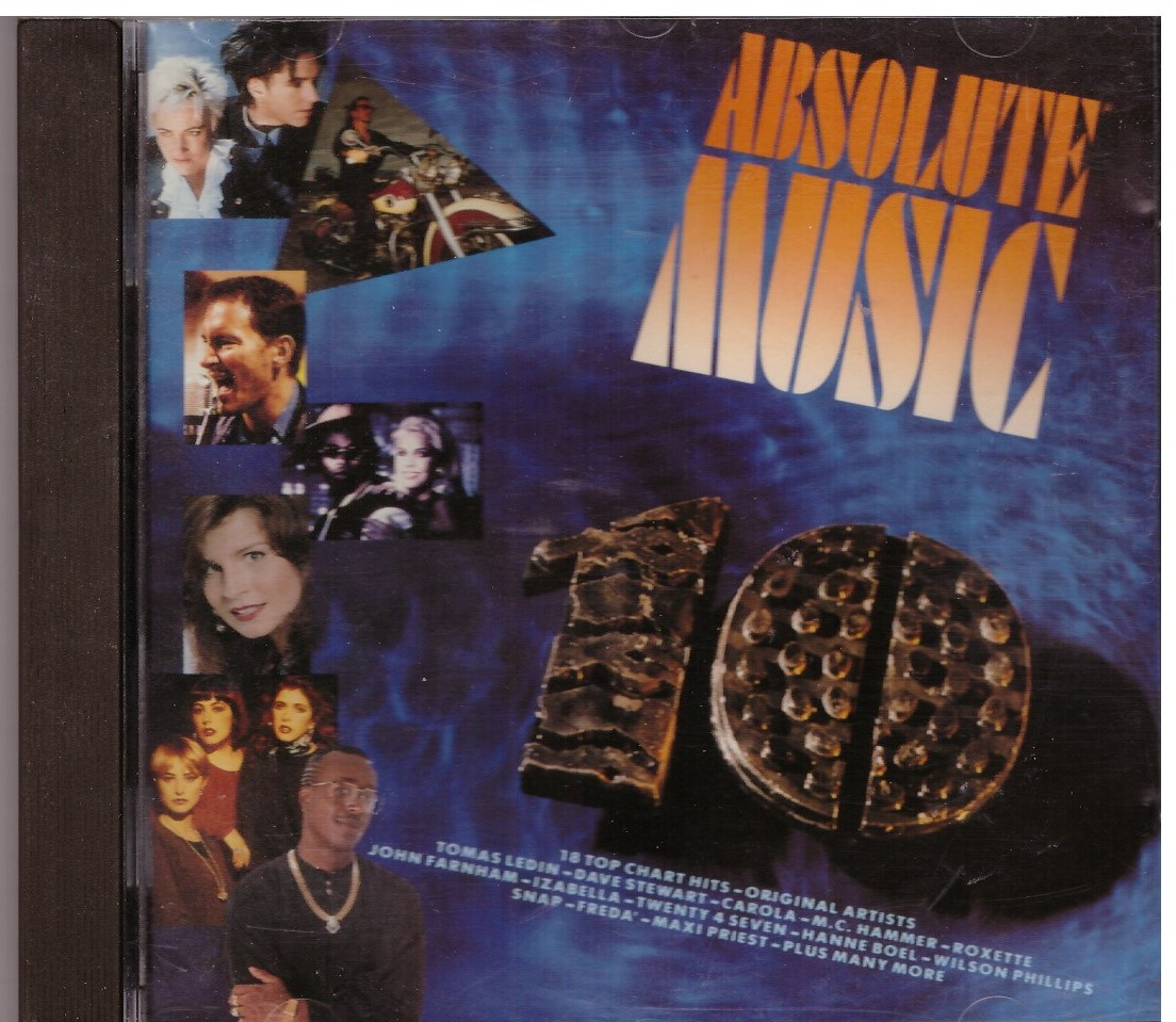 ABSOLUTE MUSIC 10 (BEG CD)