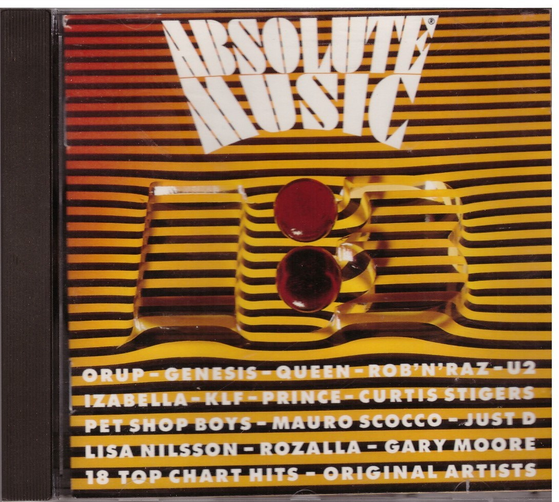 ABSOLUTE MUSIC 13 (BEG CD)