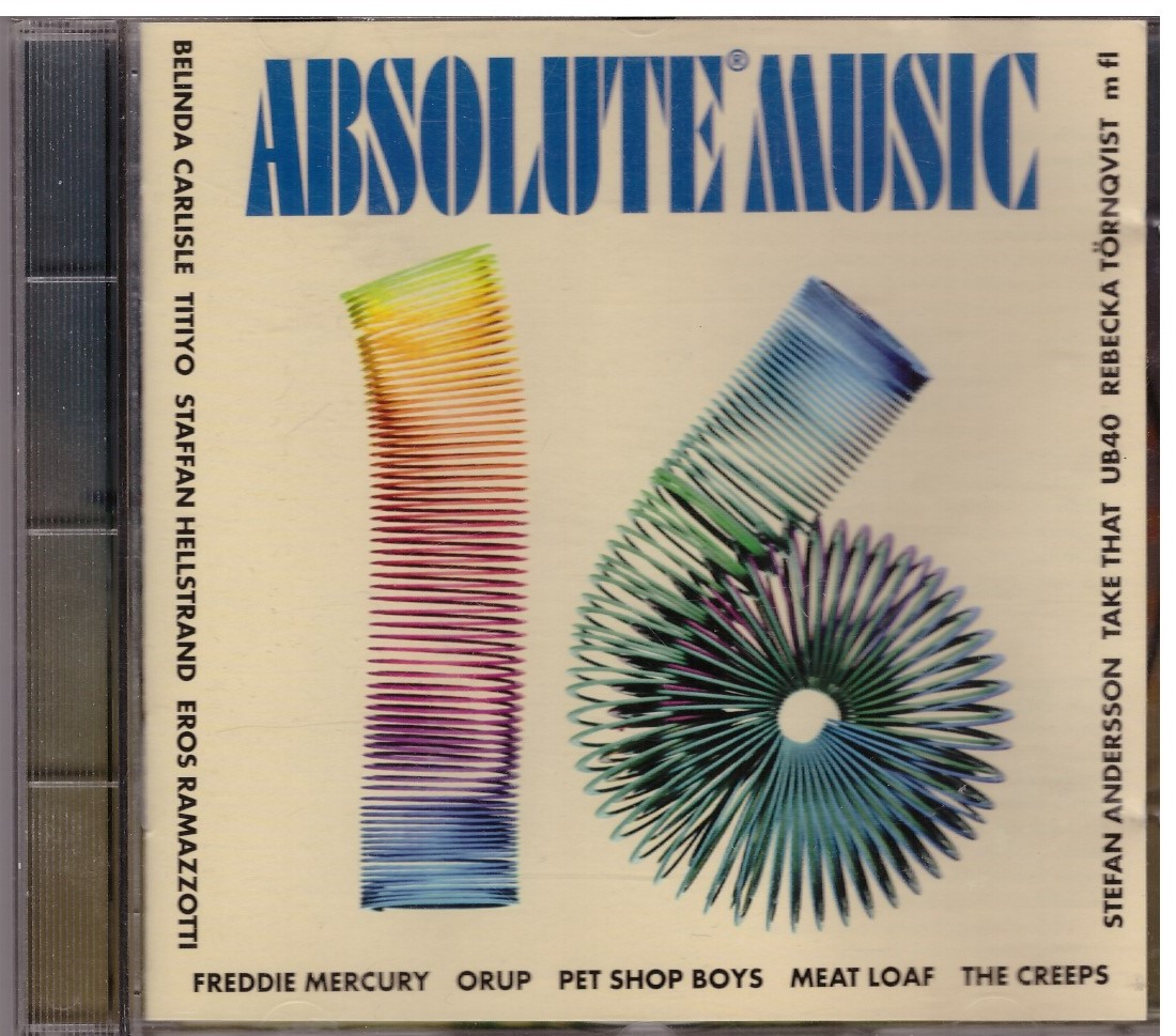 ABSOLUTE MUSIC 16 (BEG CD)