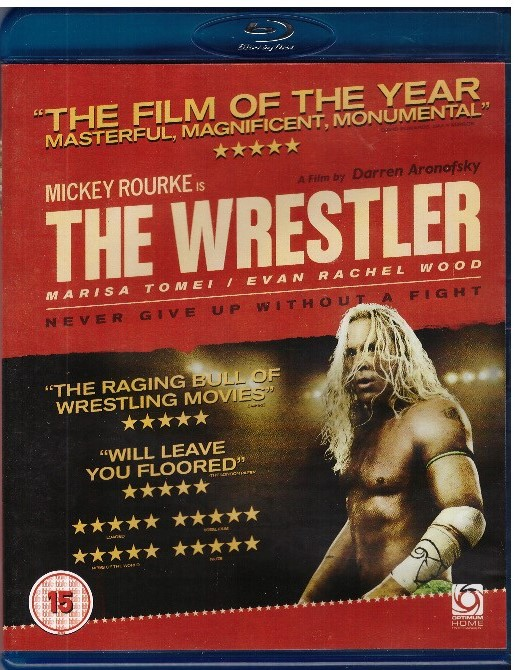 WRESTLER (BEG BLU-RAY) UK