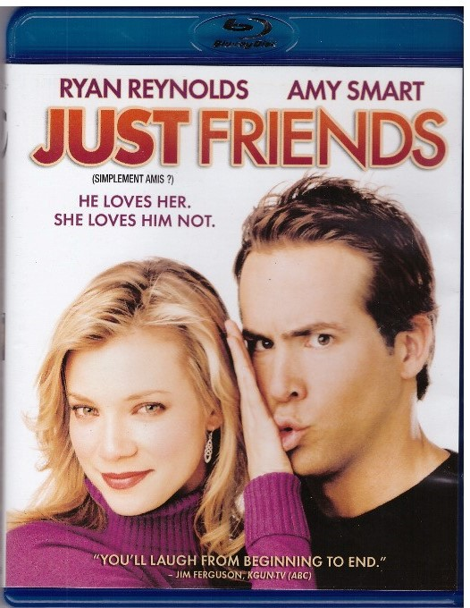JUST FRIENDS (BLU-RAY) USA