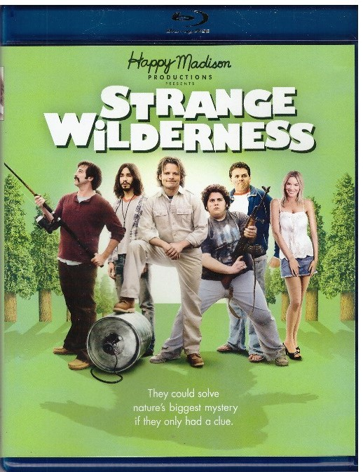 STRANGE WILDERNESS (BLU-RAY) USA