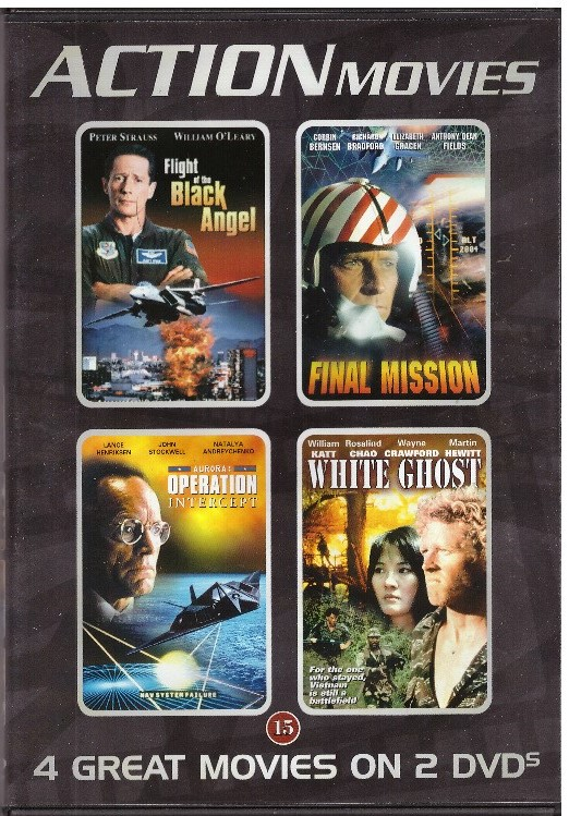 100 ACTION MOVIES (BEG DVD)