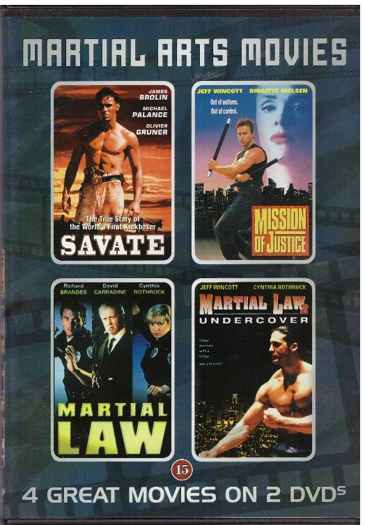 1900 MARTIAL ARTS MOVIES (BEG DVD)