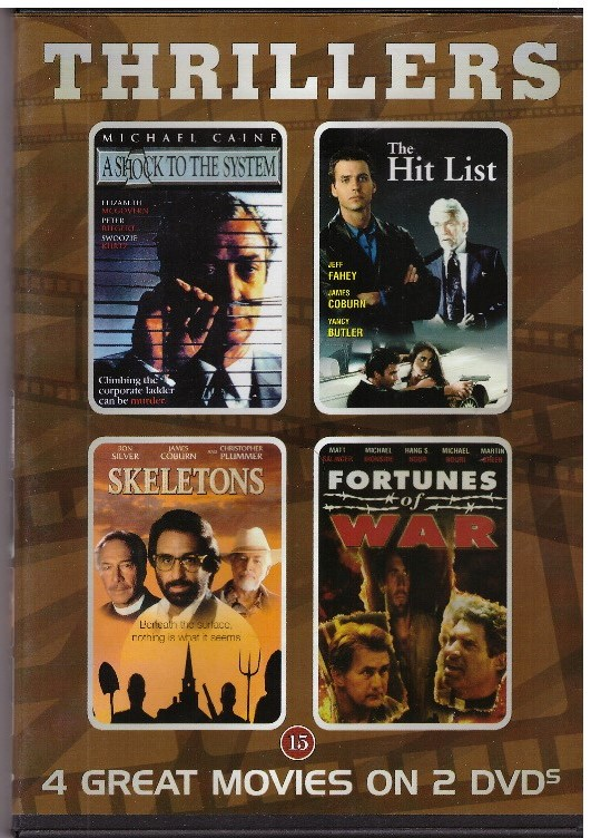 200 THRILLERS (BEG DVD)