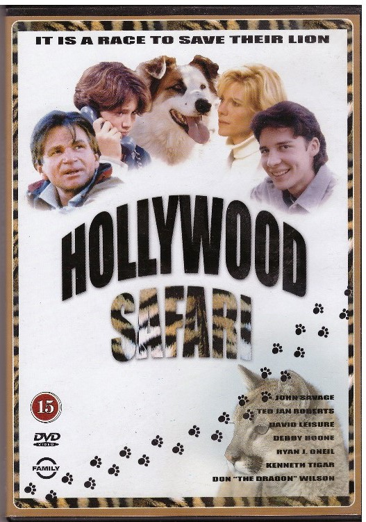 10290 HOLLYWOOD SAFARI (BEG DVD)