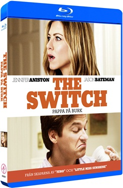 Switch - Pappa på burk (beg Hyr blu-ray)