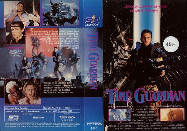 9180 TIME GUARDIAN (VHS)