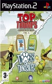 Top Trumps: Dogs & Dinosaurs (ps 2)