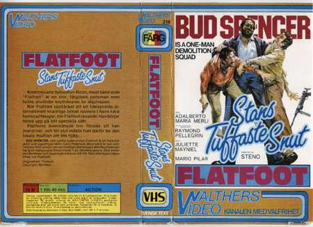 FLATFOOT - STANS TUFFASTE SNUT (Video 2000)