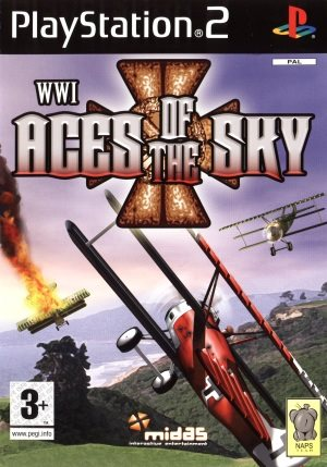 WWI: Aces of the Sky (Beg) PS2