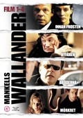 Wallander  Box 1-4 (beg dvd)