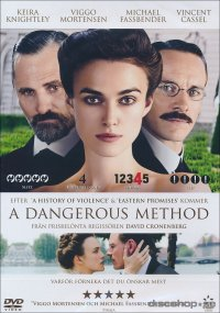 A Dangerous Method (Second-Hand DVD)