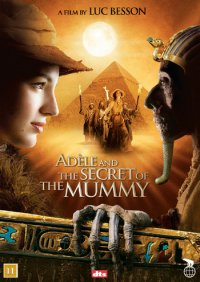 Adèle and the secret of the Mummy (BEG hyr DVD)