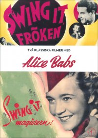 Alice Babs - Box (beg dvd)