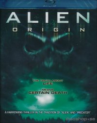 Alien origin (Blu-ray) BEG