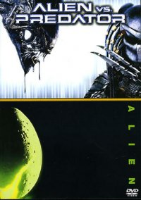 Alien vs Predator / Alien (beg dvd)