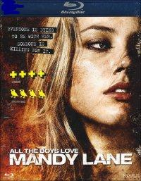 All the boys love Mandy Lane (beg Blu-ray)