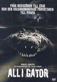 Alligator (beg dvd)