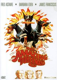 Amazing Dobermans (beg dvd)