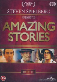 Amazing Stories Säsong 1 Box 2 (dvd)