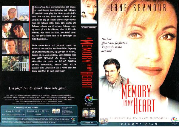 A MEMORY IN MY HEART (vhs)