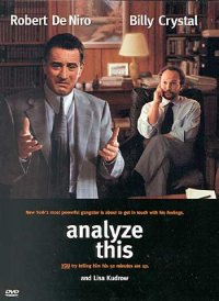 Analyze this - Analysera mera! (BEG DVD)