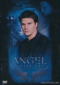 Angel - Säsong 1 (beg dvd)