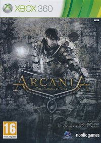 Arcania - The Complete Tale (X360)