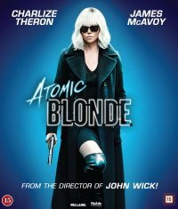 Atomic blonde (beg Hyr blu-ray)