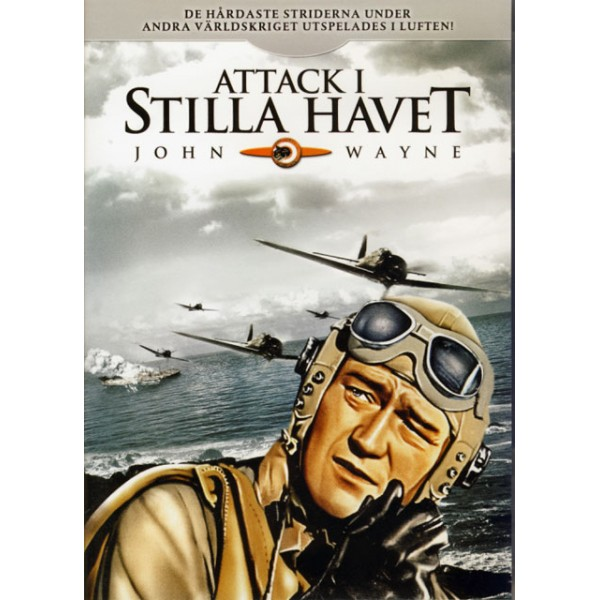 ATTACK I STILLA HAVET (BEG DVD)