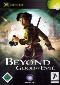 Beyond Good and Evil (XBOX) BEG