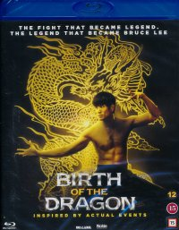 Birth of the dragon (Blu-ray) beg hyr