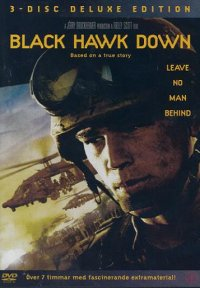 Black Hawk Down - 3 Disc (Second-Hand DVD)