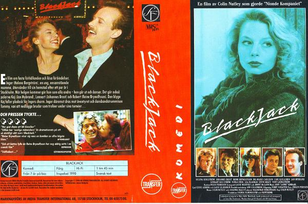 BLACKJACK (VHS)