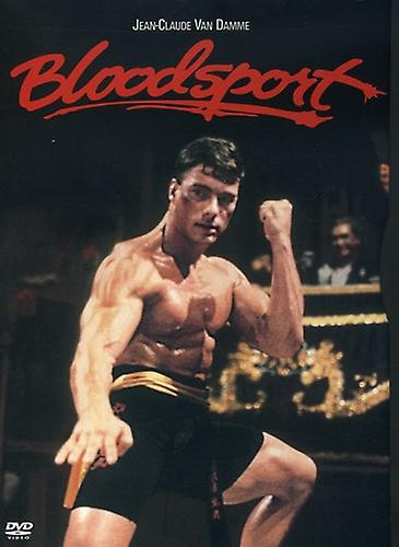 bloodsport (beg dvd) usa import