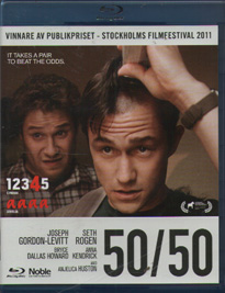 50/50 (Second-Hand Blu-Ray)