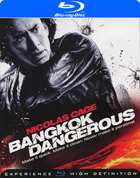 Bangkok Dangerous(2008) (Second-Hand Blu-Ray)