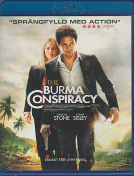 Burma Conspiracy (Second-Hand Blu-Ray)