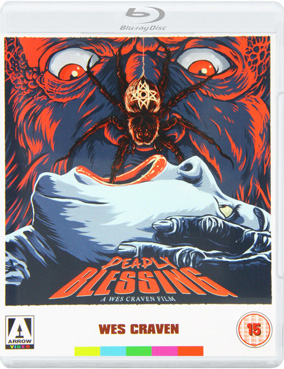 Deadly Blessing (Blu-Ray + DVD) UK