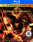 Hunger Games (Second-Hand Blu-Ray + DVD)
