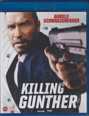 Killing Gunther (beg blu-ray)