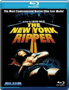 New York Ripper (Blu-Ray)