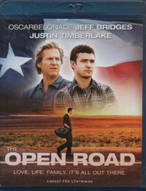 Open Road, The (beg Blu-Ray)