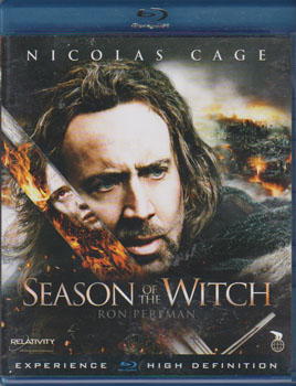 Season of the Witch (2011) (beg hyr Blu-Ray)