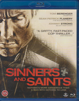 Sinners and Saints (Second-Hand Blu-Ray)