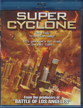 Super Cyclone (Blu-Ray)
