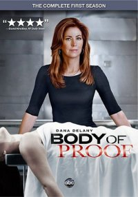 Body of Proof - Säsong 1 (beg dvd)