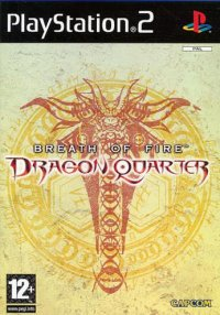 Breath of Fire - Dragon Quarter (beg ps 2)